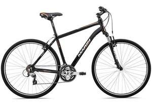 Marin San Rafael DS1 Hybrid Road Bike - 2012 £244.99 @ rutlandcycling.com