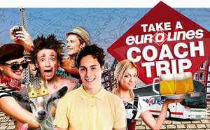 Eurolines | £9 Coach Trip London to Paris, Brussels or Amsterdam