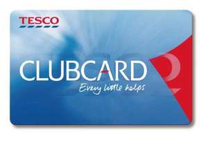 100 Tesco Clubcard points for every scrap empty or non working inkjet cartridge. Amazing Collect upto 2500 per household