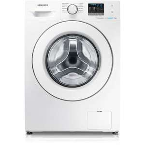 Samsung WF70F5E0W2W EcoBubble 7kg 1200rpm Freestanding Washing Machine - White £374.97 @ appliancesdirect (£324.97 after Samsung Cash Back). Includes 5 Year Warranty. Further 2% Quidco Possible