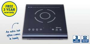 Single Induction Hob £29.99 @ Aldi (Instore Only) From Thurs 25th April