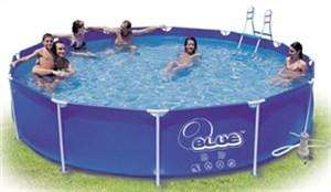 15ft Metal Frame Pool £116.99 @ Studio24