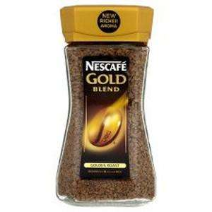 Nescafe Gold Blend 200g - Co-op - £4