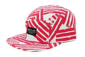 "The Quiet Life ""Painted Stripes"" 5 Panel Cap + others £16.78 @ Chemical UK"