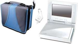 Competition Pro Wii LCD Screen & Case Travel Pack £5 @ B&M Instore
