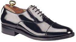 Hand made leather shoes were £100. now £34.90 delivered @ Groupon deal fulfilled by James Russell