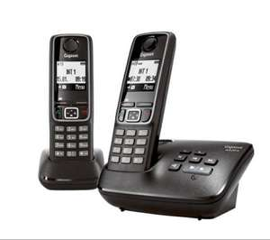 Gigaset A420A Cordless Telephone with Answer Machine - Twin £24.99 was £49.99 @ Argos