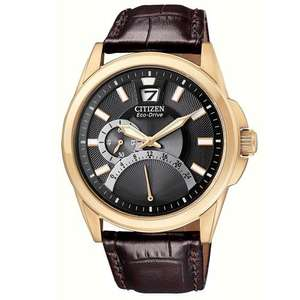 Gents Citizen Eco-Drive watch Citizen ref: BR0123-09E £133.95 @ Chapelle Jewellery