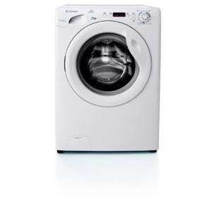 Candy GC1472D1 8kg 1400 spin White Washing Machine - Including 5 year warranty and Express Delivery- White £229.99 @ Argos