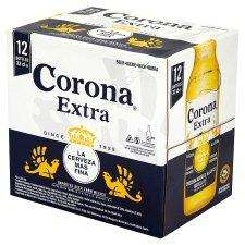 Corona Extra 12x330ml £10 @Tesco instore and online