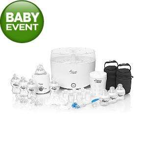 Tommee Tippee Closer to Nature Complete Starter Kit £25 @ ASDA Westbrook