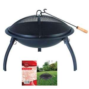 Black Bowl Fire Pit from Buy Send £28.59