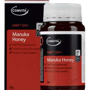 Comvita Manuka honey umf20+ only £44.99 at planet organic!!! RRP £64.99 at comvita stores!!!!