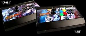 MadCatz Street Fighter X Tekken - Arcade FightStick™ PRO - Cross for Xbox 360® £53.20 Delivered @ GameShark