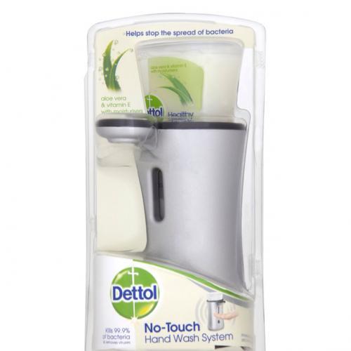 Dettol  No Touch Soap Dispenser Half Price £5.99 @ Boots