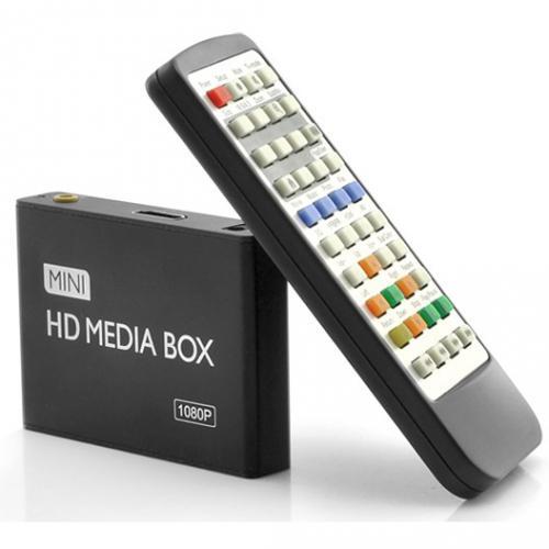Nano HD TV Digital Mini Media Player - Full 1080p Playback 7DS £22.99 @ 7dayshop