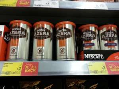 Nestle Azera rwgular/Intenso £2 @ Asda