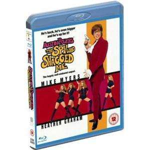Austin Powers 2: The Spy Who Shagged Me on Bluray - £2.77 delivered - Play (Sold by Zoverstocks)