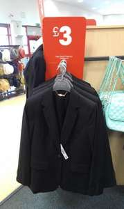 Suit Jacket only £3 at Matalan Clearance, Newport INSTORE