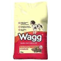 15kg Wagg complete dog food £5 at Asda