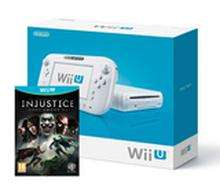 Wii U 8GB with Injustice @ Shopto.net for £189.85