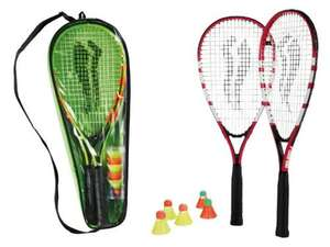 Speed Badminton set - £9.99 at Lidl, instore Thursday 2nd May