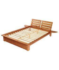 Nordic Pine Kingsize Bed Frame £64.99 + £8.95 P&P @ Argos