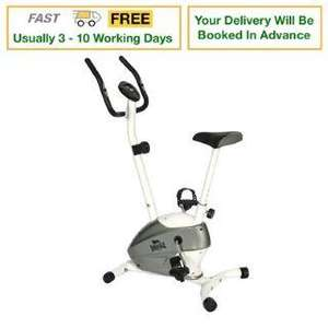 Lonsdale magnetic exercise bike was £139 and now just £74.99