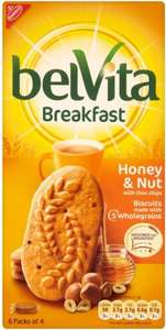 belvita breakfast biscuits at asda £1 national offer online and instore