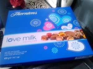 Thornton's Love Milk Collection 400g £3.80 @ Co-op