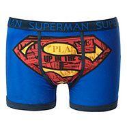 Superman printed boxers £5.40 Delivered @ Debenhams Code:HK73