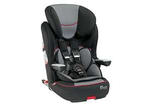 Halfords | Pampero Comfitrip Isofix 1-2-3 Booster Seat £89.99