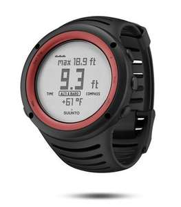 Suunto Core (Black & Red/Yellow) Watch/Wrist Computer £142.99 @ Facewest
