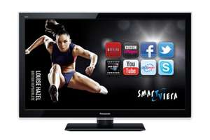 "Panasonic Viera TXL32E5B Full HD 32"" LED TV With Freeview HD. Free delivery - £275 @ 247 Electronics"