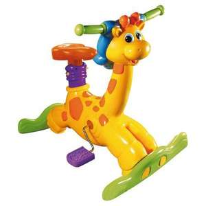 VTech bounce and ride giraffe £24.97 @ Tesco direct
