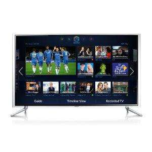 Samsung UE55F6800 55-inch Widescreen 1080p Full HD 3D Slim LED Smart TV with Dual Core Processor Freeview/Freesat HD, Voice Control  £1,229.99 @ amazon delivered
