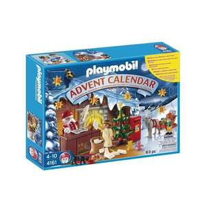 Playmobil 4161 Advent Calendar Christmas Post Office £8.44 Delivered @ Amazon