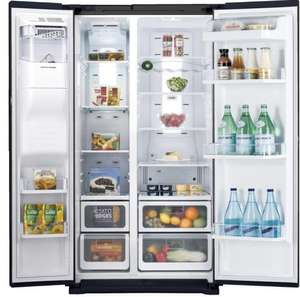 Samsung RSH7UNMH American Fridge Freezer with Icemaker@Tesco £679 with free delivery and cashback