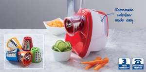 Electric Multi-Slicer/Grater £19.99 @ Aldi