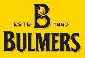 Bulmers cider box of 6 £6.50 at Co-operative
