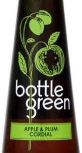 Bottle Green Apple & Plum Cordial 500ml bottle @ Tesco was £3.15 now 78p