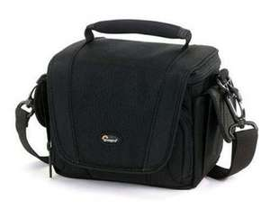 LOWEPRO Edit 110 Video Camera Bag - Black £5.97 @ Currys