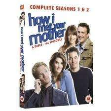 How I met your mother season 1 + 2 DVD Tesco Direct £10.00