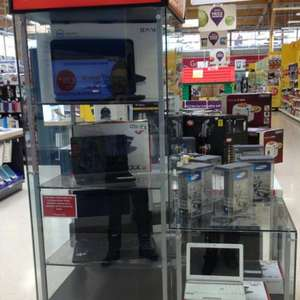 Ex display laptops clearance Tesco extra LEIGH