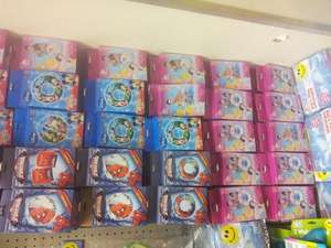 Disney swimming ring and arm bands £1.00 in poundland