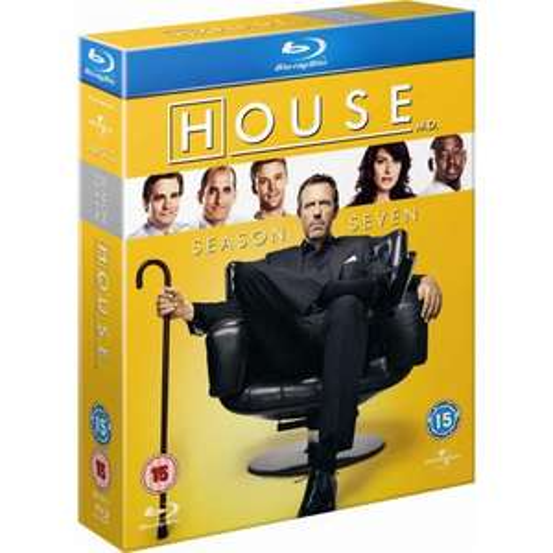 House Season 7 [Blu-ray][Region Free] £12.75 @ Amazon