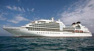 116 day cruise with Penthouse accommodation from Seabourn from only £70,914 per person