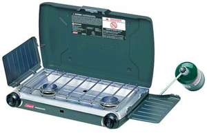 Coleman Perfect Flow 2 Burner Stove £29.99 -  Price match against Norwich Camping & Leisure to £17.99 @ gooutdoors