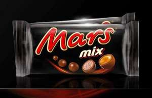 2 free bags of Mars Mix (1600 to give away)