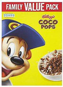 Kelloggs Coco Pops - 800g for £1.34 @ Co-op